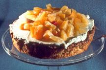 Arrangement Cake Plate